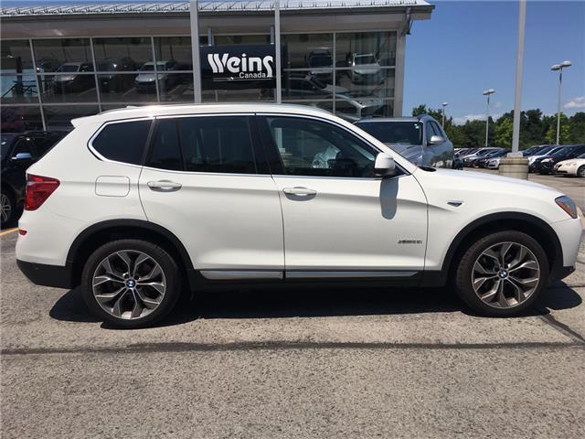 2015 BMW X3 xDrive28i (Stk: 1763W) in Oakville - Image 8 of 31