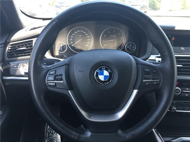 2015 BMW X3 xDrive28i (Stk: 1763W) in Oakville - Image 20 of 31