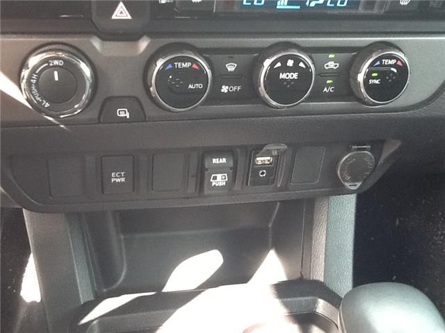 2018 Toyota Tacoma SR5 (Stk: p19083) in Owen Sound - Image 9 of 17