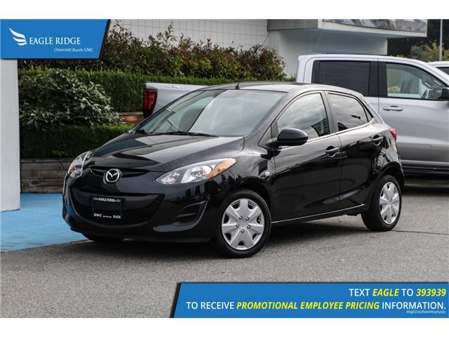 2014 Mazda Mazda2 GX (Stk: 149571) in Coquitlam - Image 1 of 15