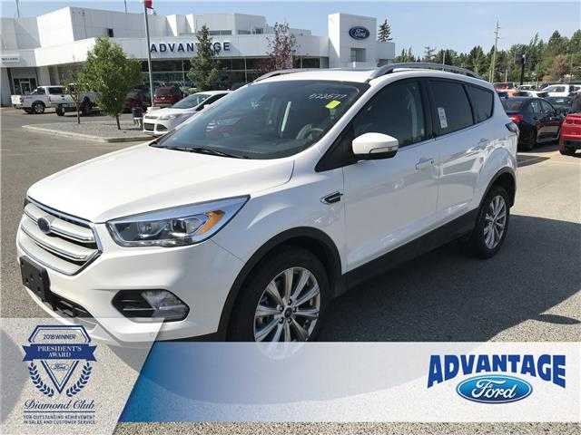 2018 Ford Escape Titanium (Stk: 5522) in Calgary - Image 1 of 23