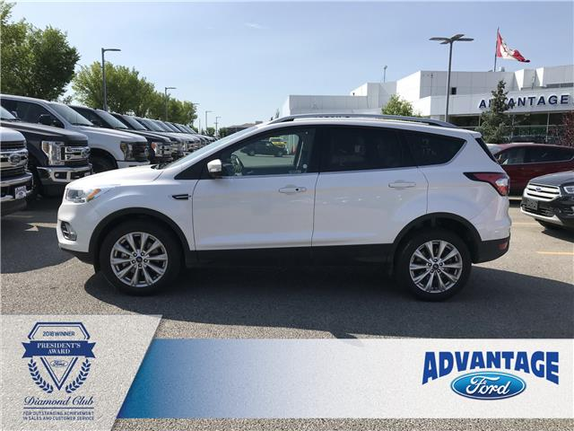 2018 Ford Escape Titanium (Stk: 5522) in Calgary - Image 17 of 23