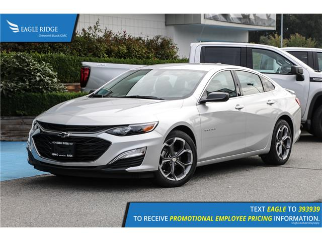 2019 Chevrolet Malibu RS (Stk: 92012A) in Coquitlam - Image 1 of 16