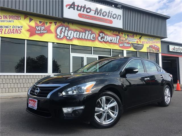 2014 Nissan Altima  (Stk: 19853) in Chatham - Image 1 of 19