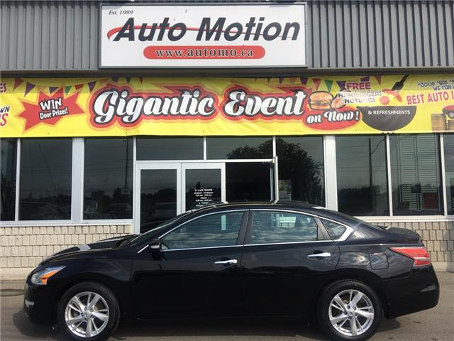 2014 Nissan Altima  (Stk: 19853) in Chatham - Image 2 of 19