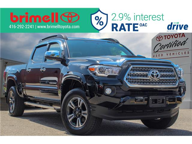 2017 Toyota Tacoma TRD Sport (Stk: 9917) in Scarborough - Image 2 of 29
