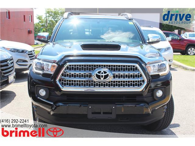 2017 Toyota Tacoma TRD Sport (Stk: 9917) in Scarborough - Image 5 of 29