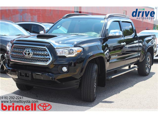 2017 Toyota Tacoma TRD Sport (Stk: 9917) in Scarborough - Image 6 of 29