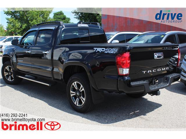 2017 Toyota Tacoma TRD Sport (Stk: 9917) in Scarborough - Image 8 of 29