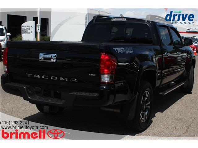 2017 Toyota Tacoma TRD Sport (Stk: 9917) in Scarborough - Image 11 of 29
