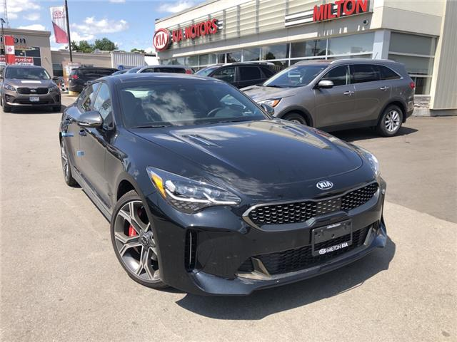 2019 Kia Stinger GT Limited (Stk: 047601) in Milton - Image 1 of 20
