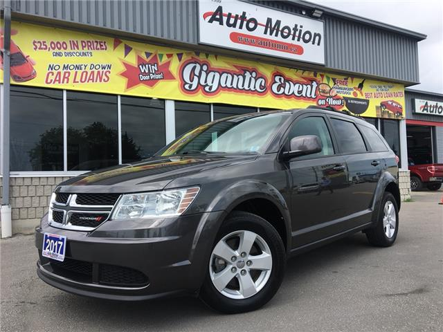 2017 Dodge Journey CVP/SE (Stk: 19821) in Chatham - Image 1 of 18