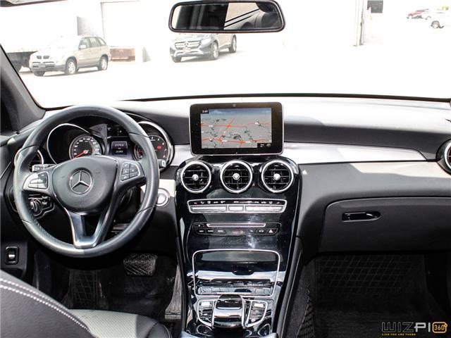 2017 Mercedes-Benz GLC 300 Base (Stk: 46589) in Toronto - Image 17 of 30