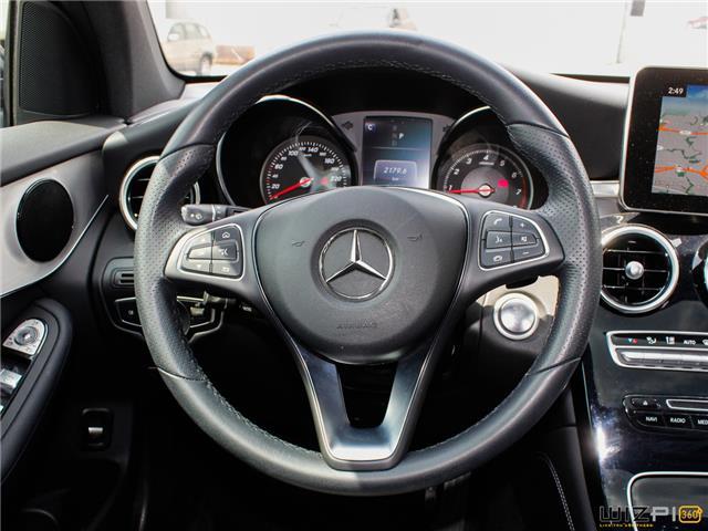 2017 Mercedes-Benz GLC 300 Base (Stk: 46589) in Toronto - Image 18 of 30