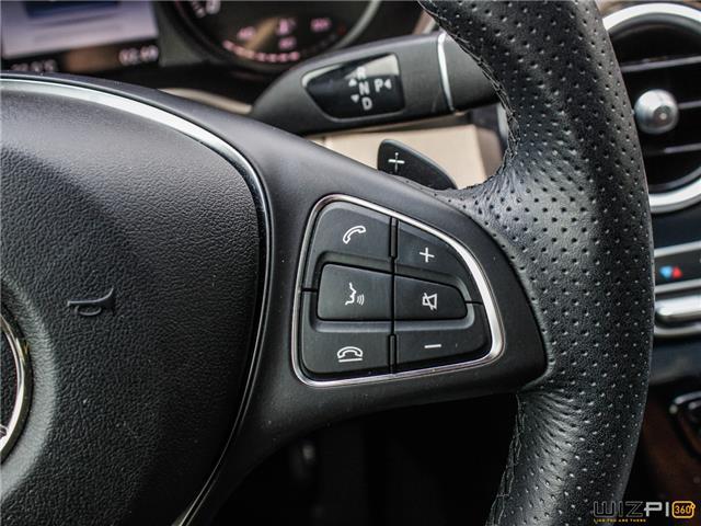 2017 Mercedes-Benz GLC 300 Base (Stk: 46589) in Toronto - Image 19 of 30
