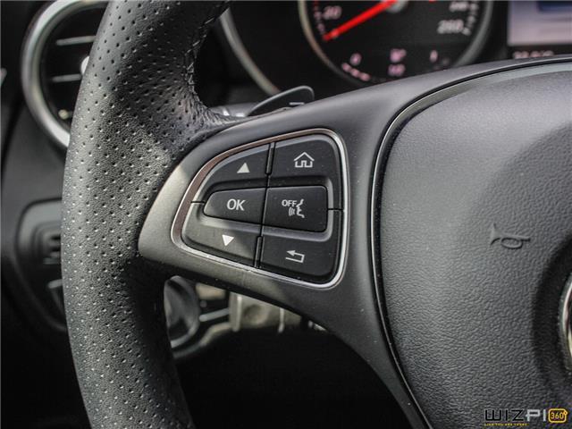 2017 Mercedes-Benz GLC 300 Base (Stk: 46589) in Toronto - Image 20 of 30