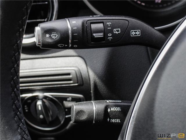 2017 Mercedes-Benz GLC 300 Base (Stk: 46589) in Toronto - Image 22 of 30