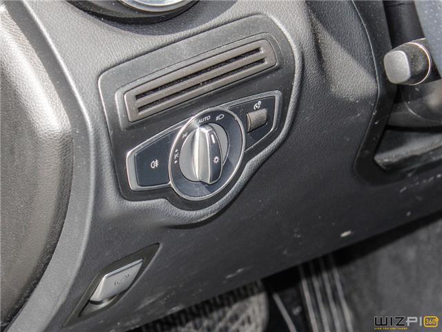 2017 Mercedes-Benz GLC 300 Base (Stk: 46589) in Toronto - Image 23 of 30