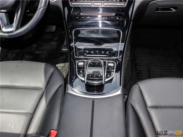 2017 Mercedes-Benz GLC 300 Base (Stk: 46589) in Toronto - Image 26 of 30