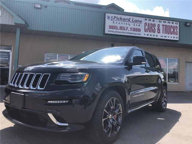 2016 Jeep Grand Cherokee SRT (Stk: -) in Bolton - Image 1 of 28