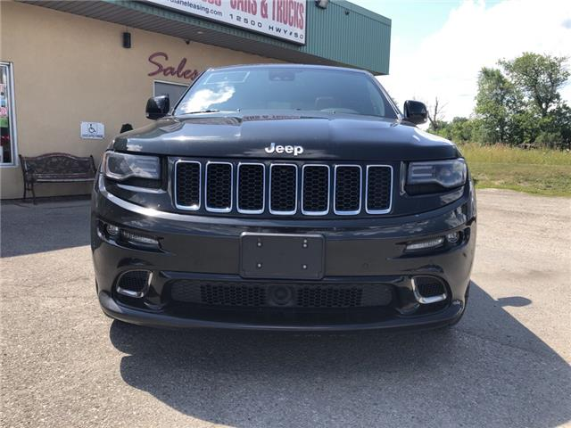 2016 Jeep Grand Cherokee SRT (Stk: -) in Bolton - Image 7 of 28