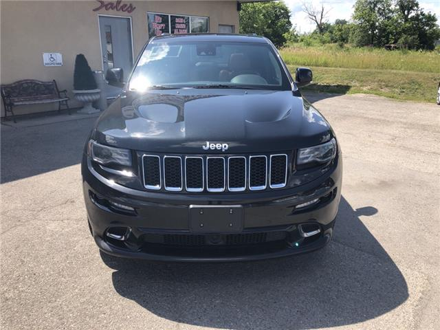 2016 Jeep Grand Cherokee SRT (Stk: -) in Bolton - Image 8 of 28