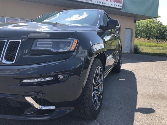 2016 Jeep Grand Cherokee SRT (Stk: -) in Bolton - Image 9 of 28