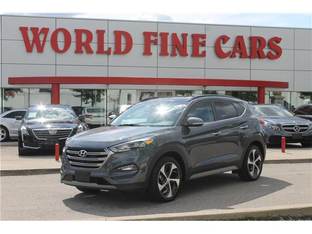 2018 Hyundai Tucson Ultimate 1.6T (Stk: 16918) in Toronto - Image 1 of 24