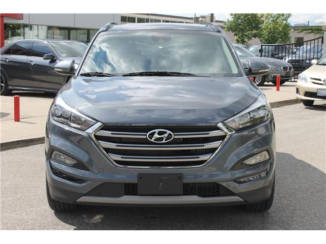 2018 Hyundai Tucson Ultimate 1.6T (Stk: 16918) in Toronto - Image 2 of 24