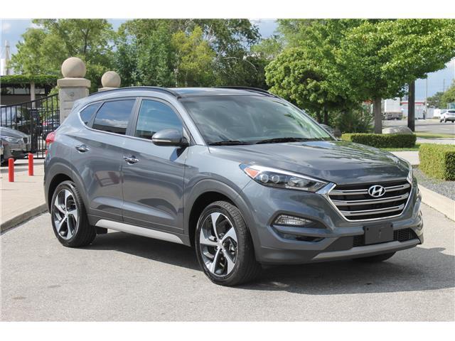 2018 Hyundai Tucson Ultimate 1.6T (Stk: 16918) in Toronto - Image 3 of 24