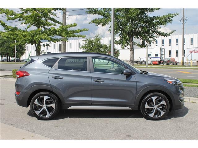 2018 Hyundai Tucson Ultimate 1.6T (Stk: 16918) in Toronto - Image 4 of 24