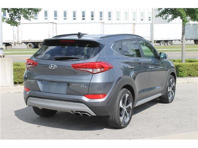 2018 Hyundai Tucson Ultimate 1.6T (Stk: 16918) in Toronto - Image 5 of 24
