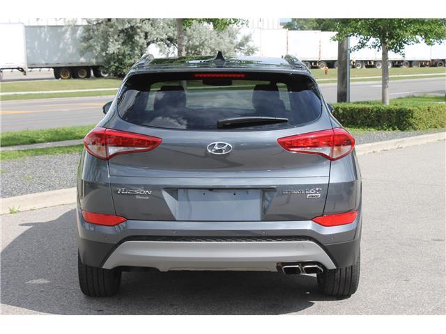 2018 Hyundai Tucson Ultimate 1.6T (Stk: 16918) in Toronto - Image 6 of 24