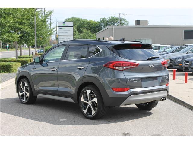 2018 Hyundai Tucson Ultimate 1.6T (Stk: 16918) in Toronto - Image 7 of 24