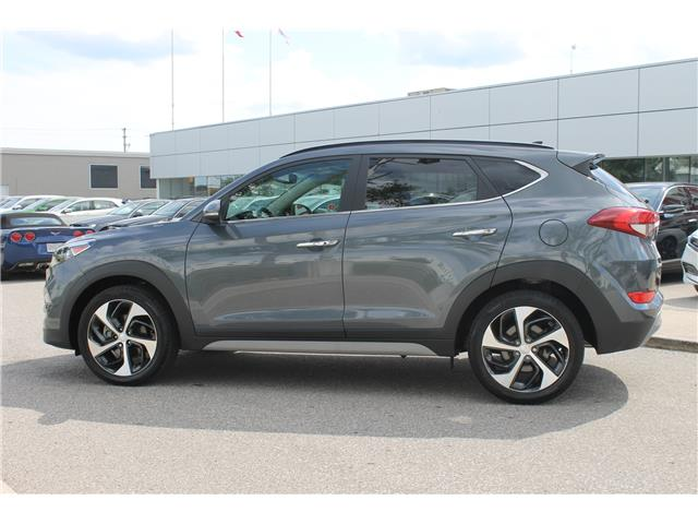 2018 Hyundai Tucson Ultimate 1.6T (Stk: 16918) in Toronto - Image 8 of 24