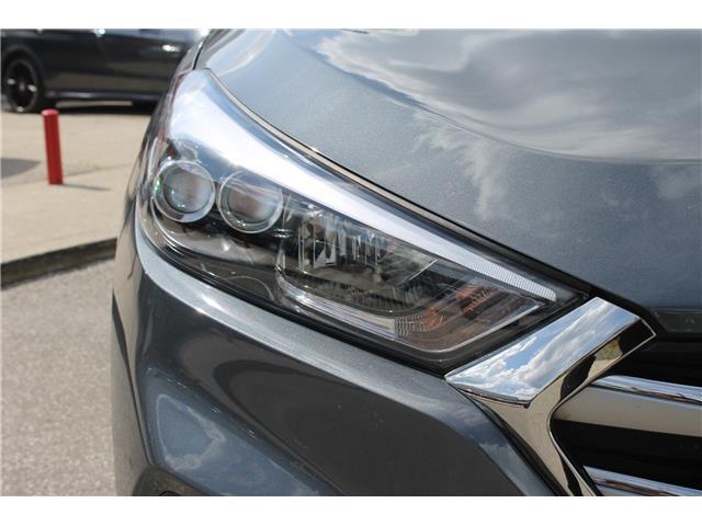 2018 Hyundai Tucson Ultimate 1.6T (Stk: 16918) in Toronto - Image 9 of 24