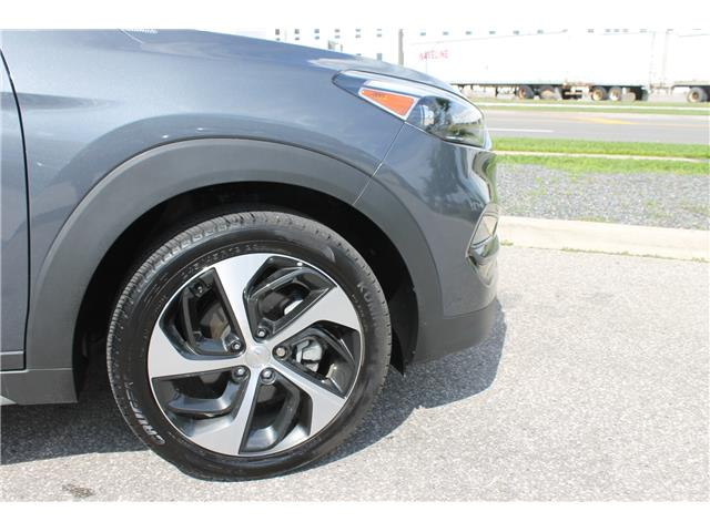 2018 Hyundai Tucson Ultimate 1.6T (Stk: 16918) in Toronto - Image 10 of 24