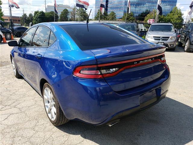 2013 Dodge Dart SXT/Rallye (Stk: 301071) in Toronto - Image 3 of 12