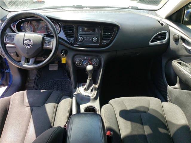 2013 Dodge Dart SXT/Rallye (Stk: 301071) in Toronto - Image 11 of 12
