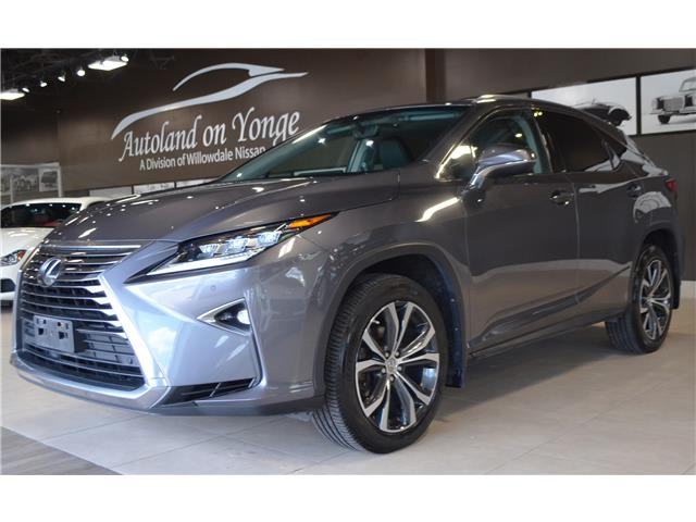 2016 Lexus RX 350 Base (Stk: H8262A- AUTOLAND) in Thornhill - Image 11 of 32