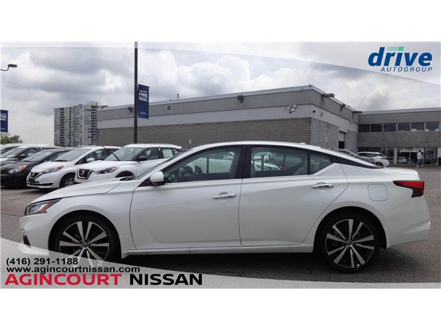 2019 Nissan Altima 2.5 Platinum (Stk: U12592) in Scarborough - Image 2 of 26