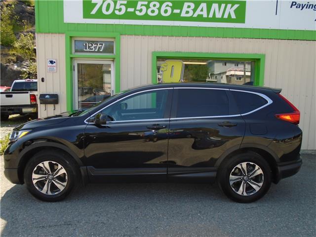 2018 Honda CR-V LX (Stk: ) in Sudbury - Image 1 of 6