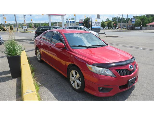 2010 Toyota Camry SE (Stk: A285) in Ottawa - Image 4 of 11