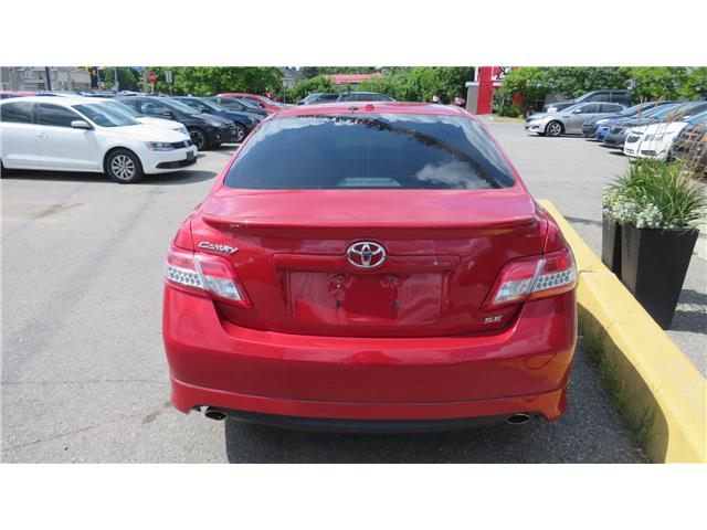 2010 Toyota Camry SE (Stk: A285) in Ottawa - Image 5 of 11