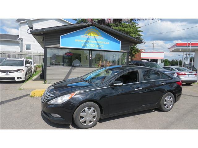 2011 Hyundai Sonata Limited (Stk: A135) in Ottawa - Image 1 of 14
