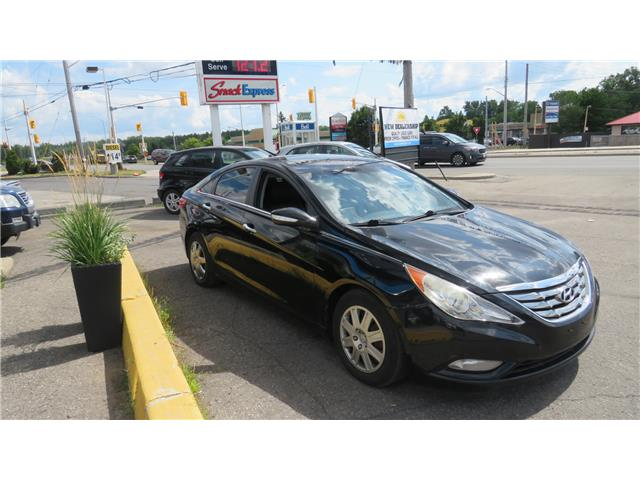 2011 Hyundai Sonata Limited (Stk: A135) in Ottawa - Image 4 of 14