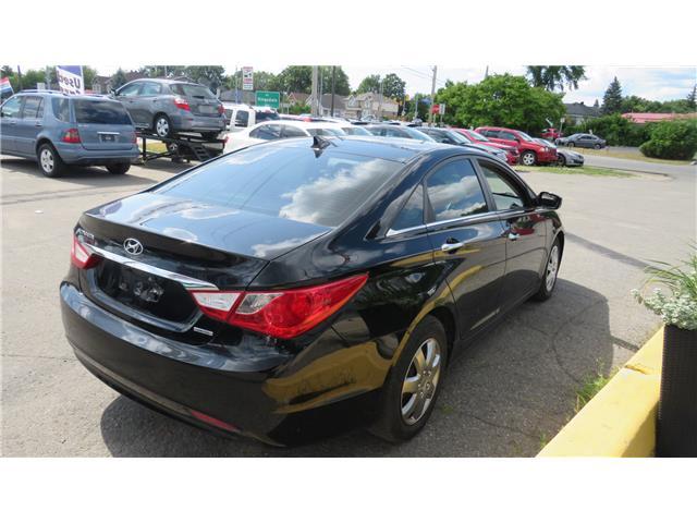 2011 Hyundai Sonata Limited (Stk: A135) in Ottawa - Image 5 of 14