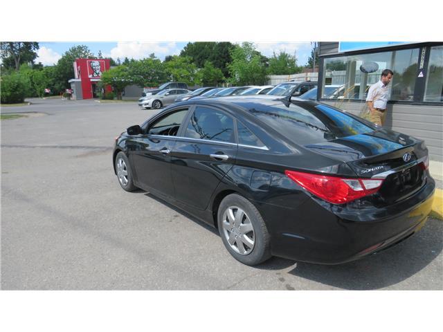 2011 Hyundai Sonata Limited (Stk: A135) in Ottawa - Image 6 of 14