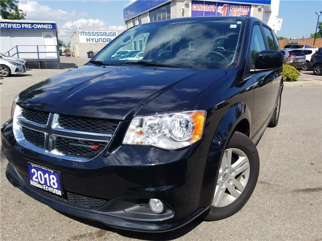 2018 Dodge Grand Caravan Crew (Stk: OP10239) in Mississauga - Image 1 of 20