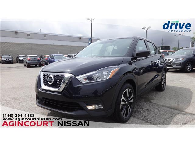 2019 Nissan Kicks SV (Stk: U12590) in Scarborough - Image 1 of 19